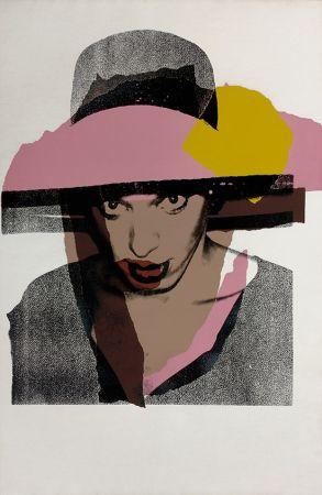 Serigrafia Warhol - LADIES & GENTLEMEN FS II.130