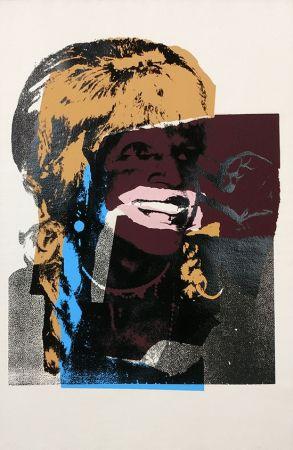 Serigrafia Warhol - LADIES & GENTLEMEN FS II.133