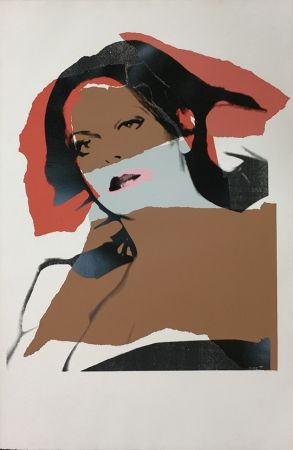 Serigrafia Warhol - LADIES & GENTLEMEN FS II.134