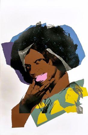 Serigrafia Warhol - LADIES & GENTLEMEN FS II.137
