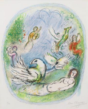 Litografia Chagall - L'Age d'Or