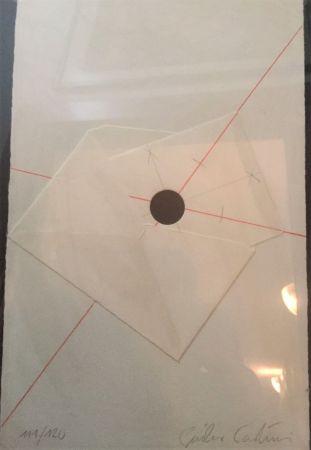 Serigrafia Paolini - L'anello immaginario