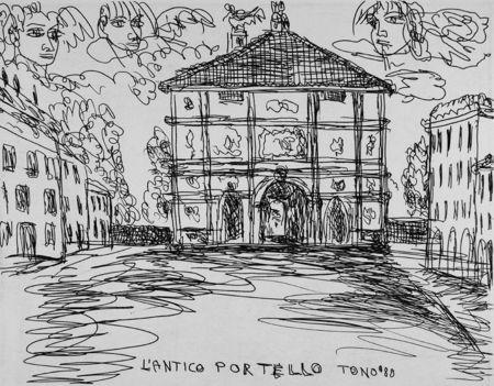 Acquaforte Zancanaro - L'antico Portello