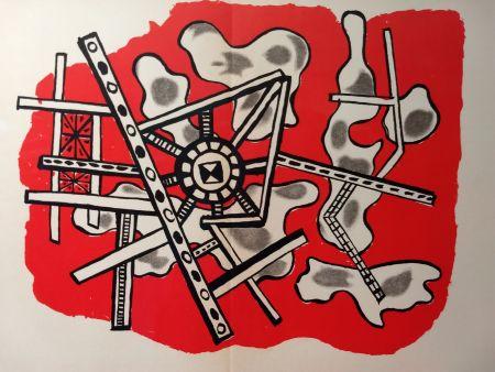 Libro Illustrato Leger - L'art Abstrait
