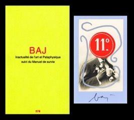 Libro Illustrato Baj - L'art en écrit