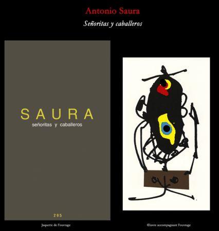 Libro Illustrato Saura - L'Art en écrit