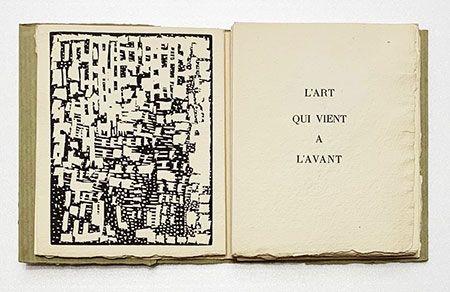 Libro Illustrato De Stael - L'art qui vient à l'avant