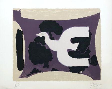 Litografia Braque - L'atelier