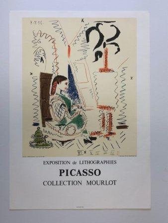 Manifesti Picasso - L'atelier de lannes