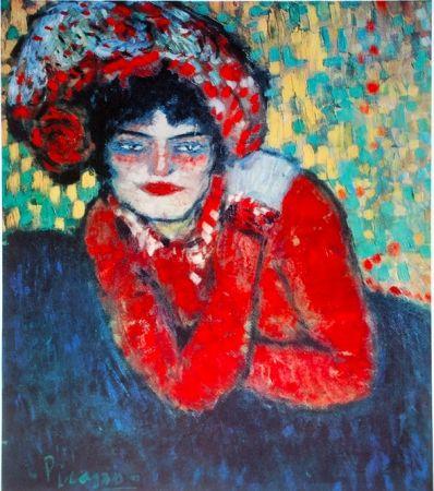 Offset Picasso - L'attente