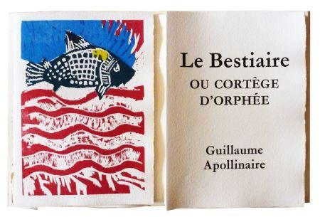 Libro Illustrato Lorjou - Le bestiaire