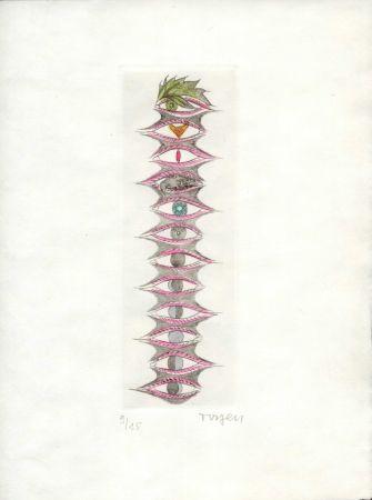 Libro Illustrato Toyen - LE BRUN (Annie). Sur le champ.
