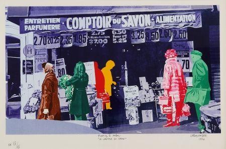 Serigrafia Fromanger - Le Comptoir du Savon