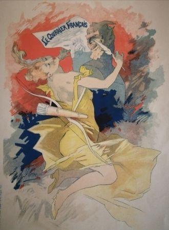 Litografia Cheret - Le Courrier Français