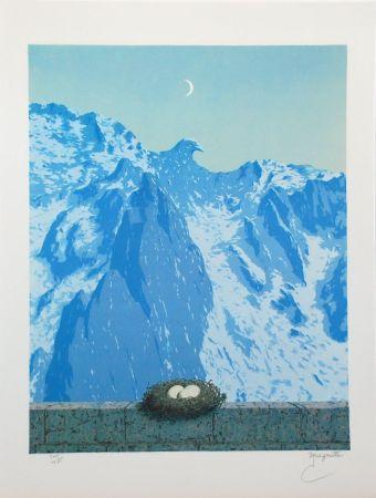 Litografia Magritte - Le Domaine d'Arnheim