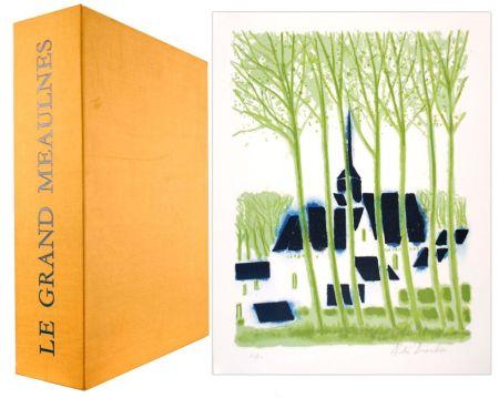Libro Illustrato Brasilier - Le Grand Meaulnes