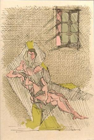 Libro Illustrato Villon - Le Grand Testament de François Villon