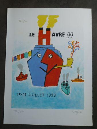 Litografia Savignac - Le Havre 1999