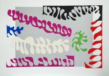 Collografia Matisse - Le Lagon I (Lagoon I)