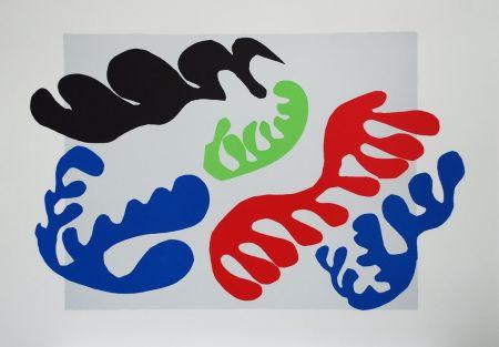 Collografia Matisse - Le Lagon III (Lagoon III)