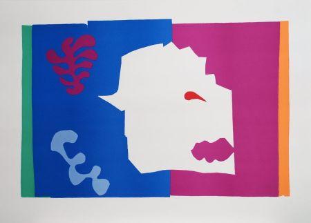Collografia Matisse - Le Loup (The Wolf)