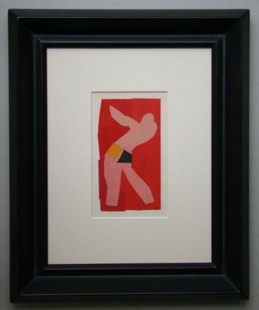 Litografia Matisse - Le Petit Danseur