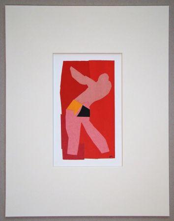 Litografia Matisse (After) - Le petit danseur - 1947