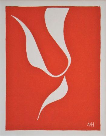 Linoincisione Matisse - Le Retenu