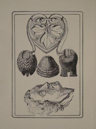 Libro Illustrato Toyen - Le Roi Gordogane