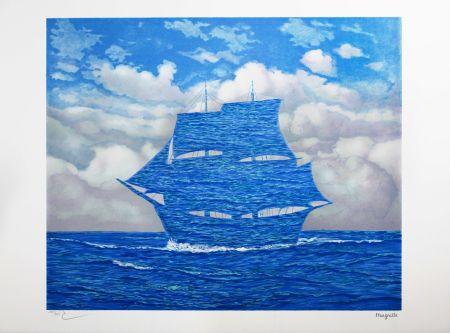 Litografia Magritte - Le Séducteur (The Tempter)