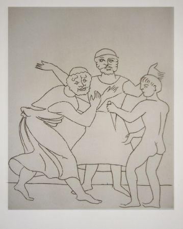 Libro Illustrato Derain - Le satyricon