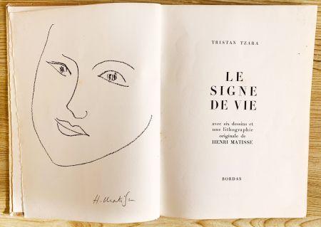 Non Tecnico Matisse - Le Signe de Vie