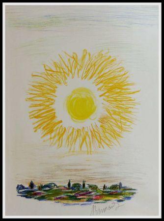 Litografia Bonnard - LE SOLEIL