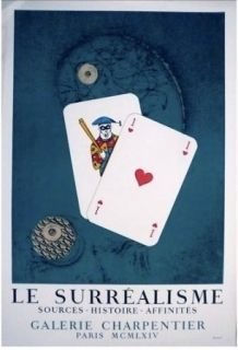 Litografia Ernst - Le Surrealisme