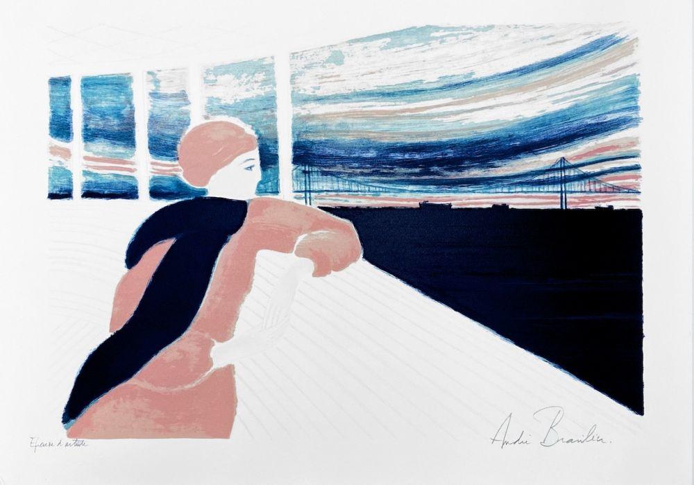 Litografia Brasilier - Le Tage