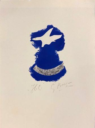 Litografia Braque - Le Tir à l'Arc