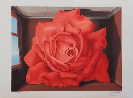 Litografia Magritte - Le Tombeau des Lutteurs