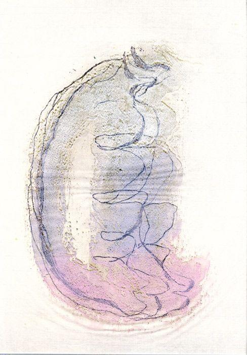Acquaforte E Acquatinta Fautrier - Le torse de la femme (Fautrier l'enragé)