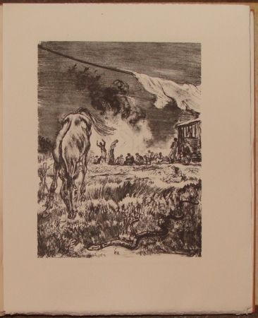 Libro Illustrato Legrand - Le Trestoulas précédé du Serpent.