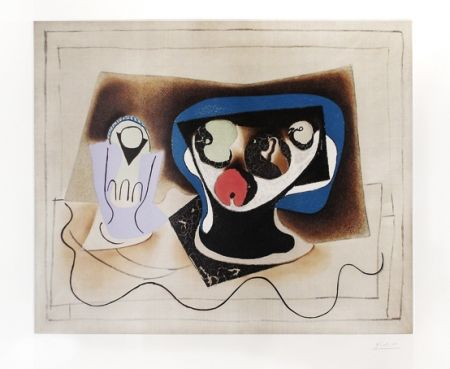 Incisione Picasso - Le Verre d'Absinthe