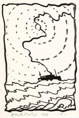Libro Illustrato Alechinsky - Le Volturno