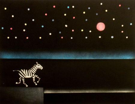 Maniera Nera Avati - Le zebre a Antibes