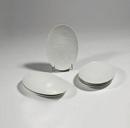 Multiplo Cesar - L'Empreinte Digitale (White)