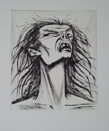 Libro Illustrato Buffet - L'Enfer de Dante