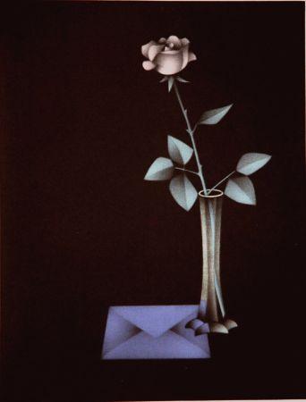 Maniera Nera Avati - L'enveloppe bleue