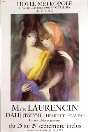 Manifesti Laurencin - Les 2  Amies