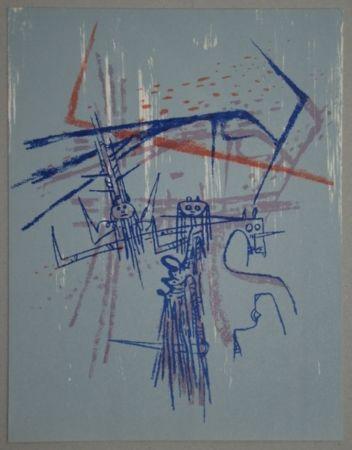 Litografia Lam - Les affinités ambigües
