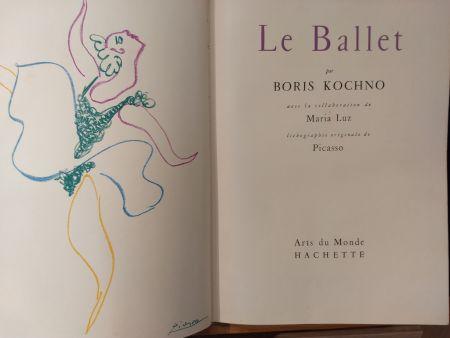 Libro Illustrato Picasso - Les Ballet