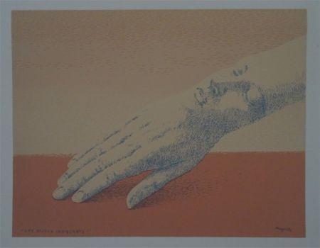 Litografia Magritte - Les Bijoux indicrets