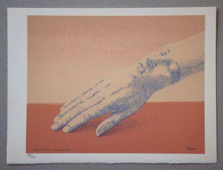 Litografia Magritte - Les bijoux indiscrets, 1963